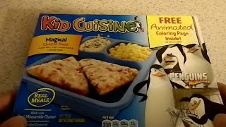 Kid Cuisine Magical Cheese Pizza : A Deep Freeze Let's Eat