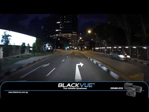 BlackVue DR490-2CH (Night & Parking footage)