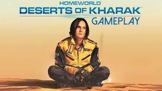 Homeworld: Deserts of Kharak Gameplay (PC HD)