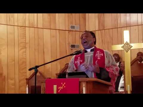 """Fulfillment of the Spirit"" - Rev. Dr. Reginald Broadnax"