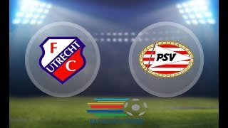 FC UTRECHT VS PSV LIVE MET DE VOETBALCOMMENTATOR (#147)