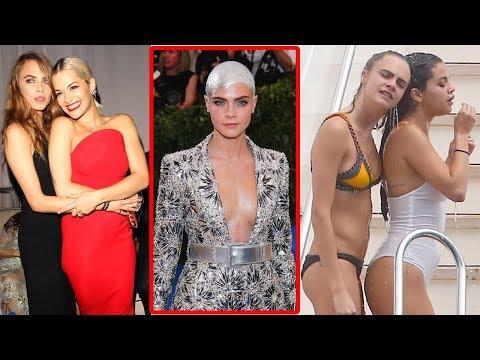Girls Cara Delevingne Has Dated 2017  Celebrities