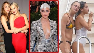 Girls Cara Delevingne Has Dated 2017 - Celebrities News