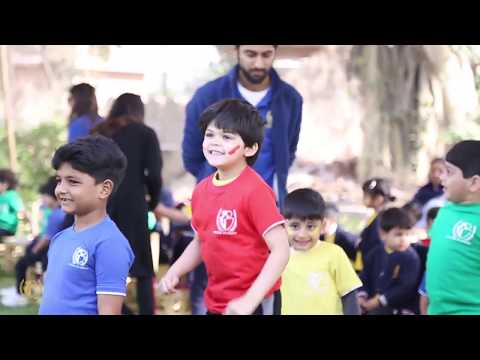 Kinder Academy | Annual Sports Day 2018