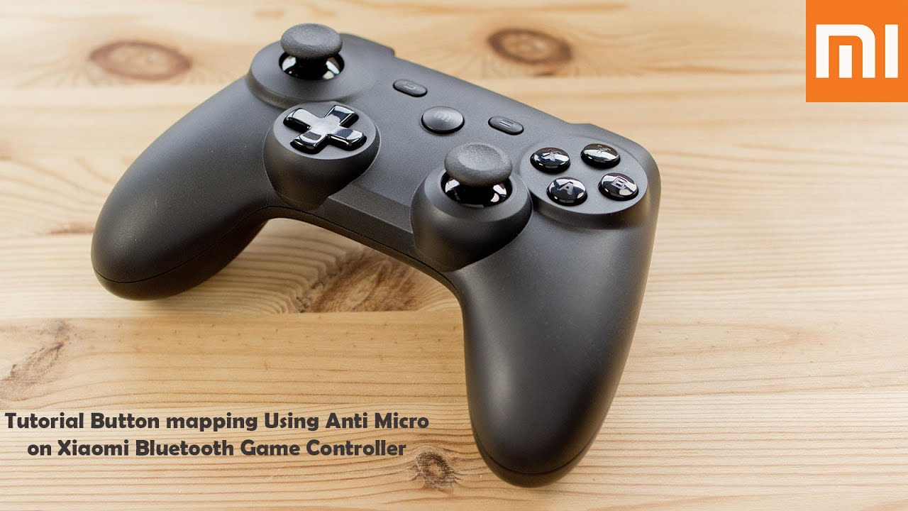 Video Tutorial] Play PC Games using Xiaomi Bluetooth Game Controller