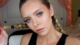 Dewy Bronze Makeup Look | Cosmobyhaley