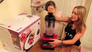 Vitamix Blender Recipes With Tracy Kiss