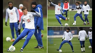 Chelsea new boy Ross Barkley not ready for Arsenal game