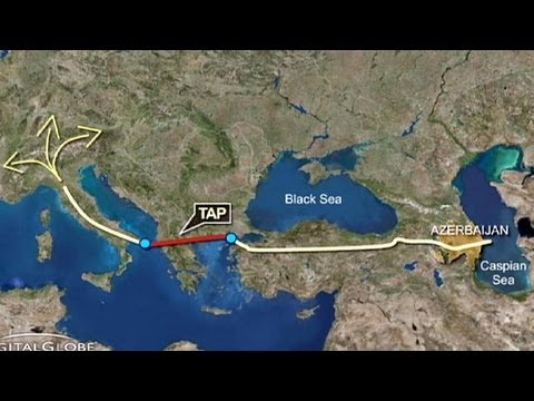 Azerbaijan's gas to TAP into Europe - economy