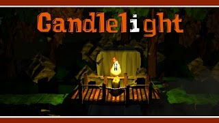 Candlelight | CANDLE IN THE DARK! | Indie Platformer Game w/ facecam