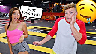 NOT TOUCHING EACH OTHER FOR 24 HOURS! **CHALLENGE**