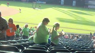 Me at the Houston Astros game