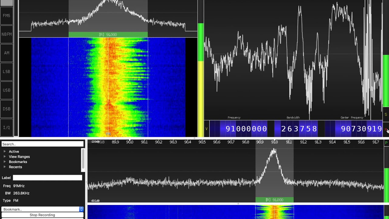 A Software Defined Radio Tutorial: Receiving the ISS and Hams with