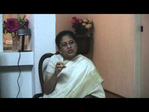 Saratoga Hindu Temple - Pravachan Series Mrs Jaya Row speaks on Vedanta- Video 2/4