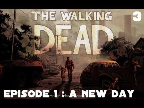 The Walking Dead - Episode 1 - Part 3 - DUCK!!