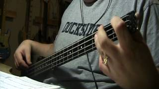 Gloria Gaynor I will survive Bass Cover