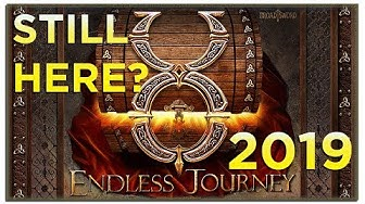 Ultima Online Endless Journey - Still Here In 2019
