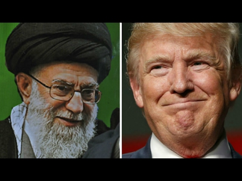 Iran's Supreme Leader Thanks Trump For Showing 'The Real Face' Of USA