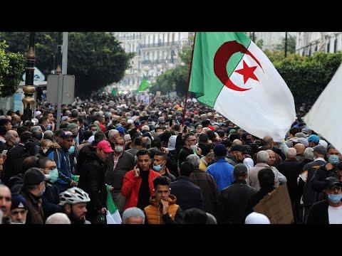 Mouvement du Hirak : le retour des marches en Algérie