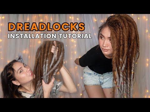 How To Install Dreadlocks