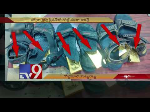 Smuggling gang busted in West Bengal,28 Kgs gold seized - TV9