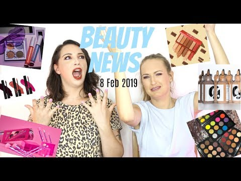 BEAUTY NEWS – 8 February 2019 | New Releases & Updates