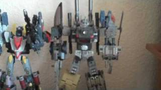 Fansproject Crossfire 02 Bruticus Appendage Kit Final Review.wmv