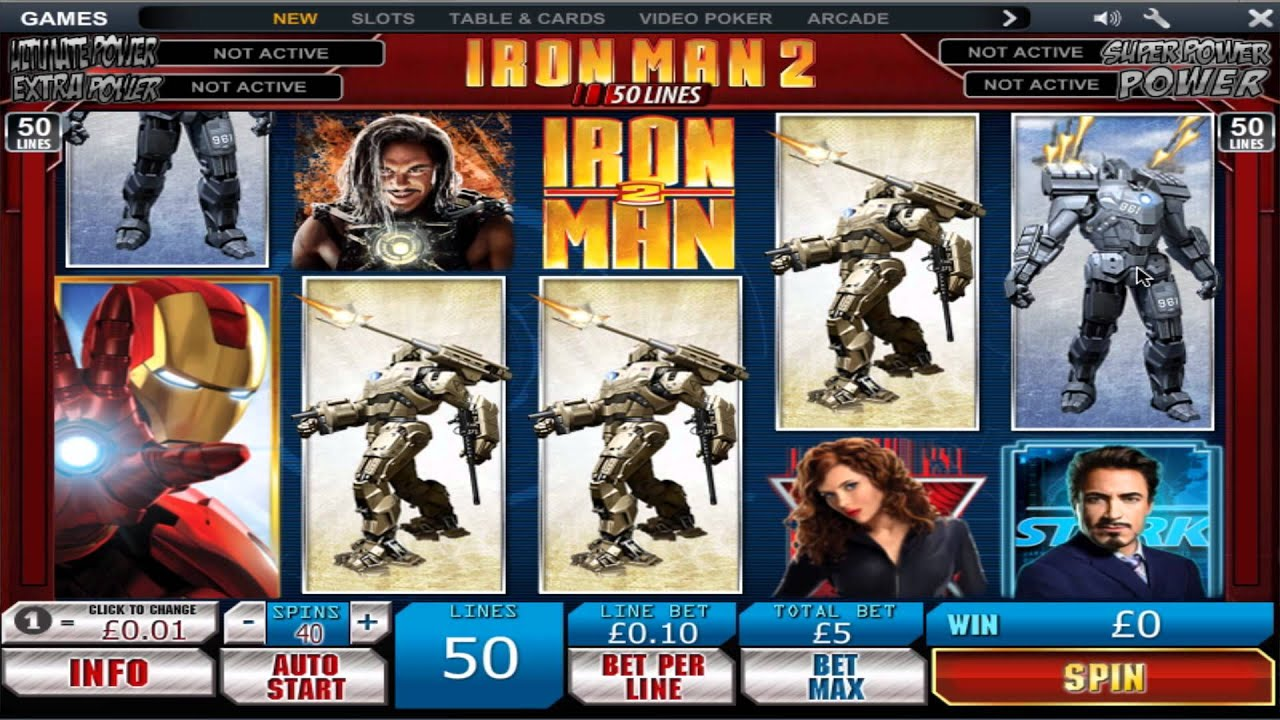 Online Slot Machines Reviews