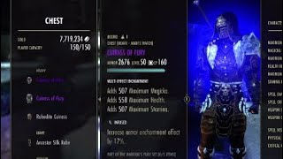 ESO | Response to Despotic is fury a carry set?