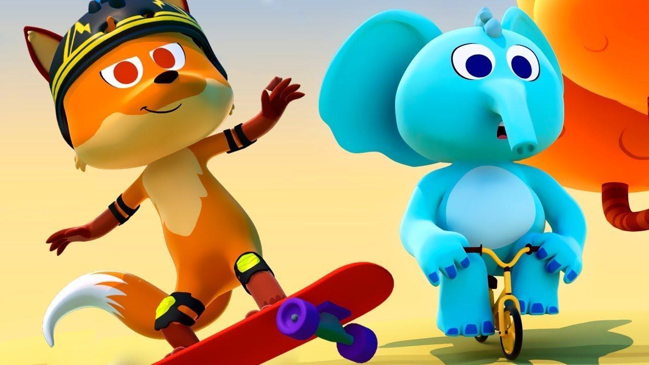 Aprendemos Con Tufín - Canciones del Zoo La Serie - Ep 5 | El Reino Infantil