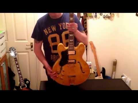 alston a007 diy semi hollow body electric guitar kit wiring 6 24