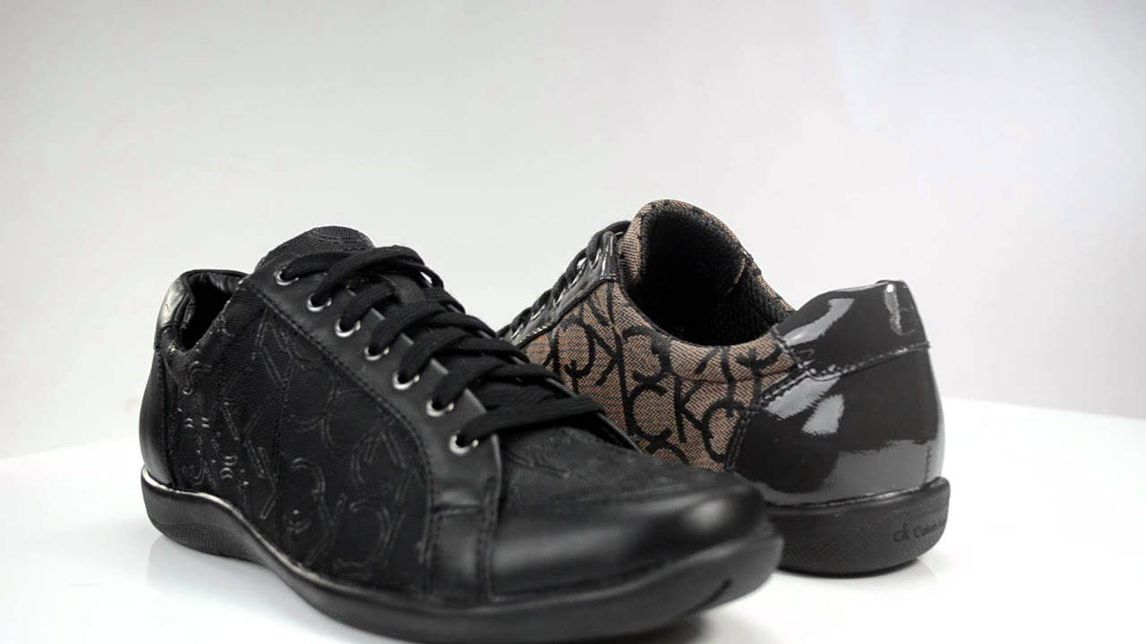calvin klein sneaker schuhe schoenen shoes tammy ck logo. Black Bedroom Furniture Sets. Home Design Ideas