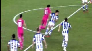 Real Madrid VS Real Sociedad 2-4 La Liga || 31-8-2014 ||