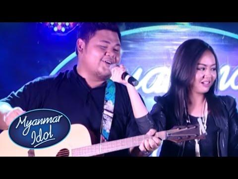 TOP 3 Myanmar Idol 2017 Peformance Show | Season 2