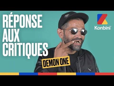 Youtube: Demon One répond aux critiques sur ses dents   Konbini