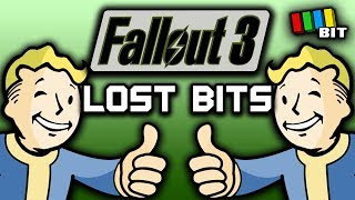 Fallout 3 LOST BITS   Unused Content and Unseen Secrets [TetraBitGaming]