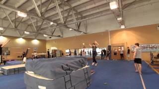 Секция акробатики и спортивной гимнастики Naused