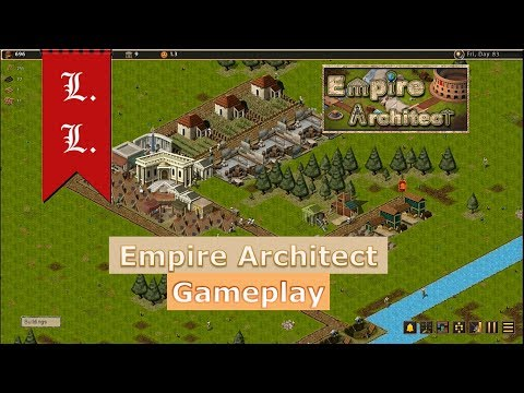 Empire Architect - Early Access gameplay (#1)