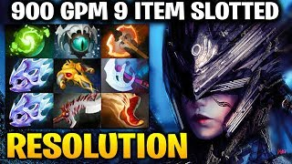 900 GPM 9 Slotted Phantom Assassin by Resolution Dota