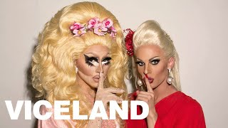 the trixie katya show series trailer premieres nov 15 on viceland