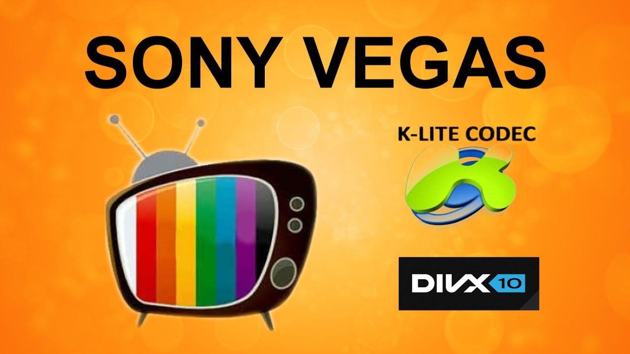 Почему Sony Vegas не открывает mp4 avi mp3 mov. Сони вегас не читает видео. Кодеки для Sony Vegas