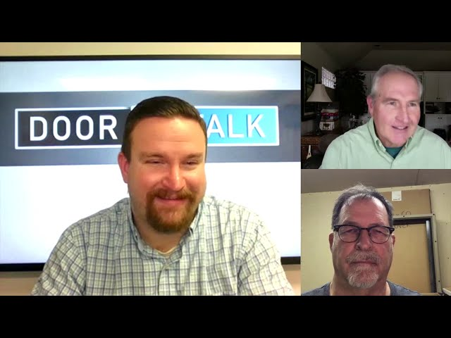 DOOR TALK Episode 28: Butler Doors Part 1 with Bill Butler and Terry Crump