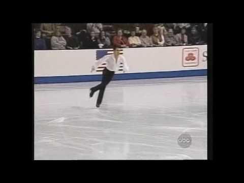 Michael Weiss (USA) - 2001 Skate America, Men