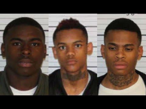 3 Teens Gang Rape Girl On Facebook Live
