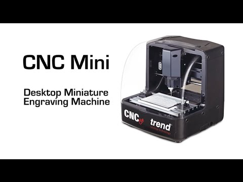 Trend Cnc Mini Desktop Minature Engraving Machine