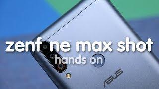 Zenfone Max Shot - Hands on do smartphone brasileiro da Asus