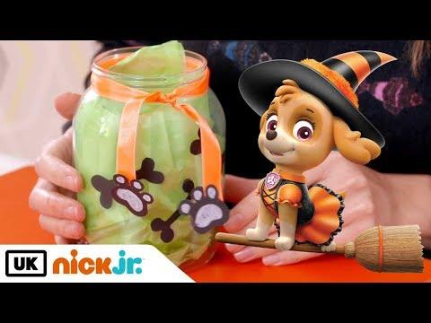 Nick Jr. Create Halloween | PAW Patrol Treat Jar | Nick Jr. UK