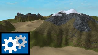 How to generate ROBLOX Smooth terrain