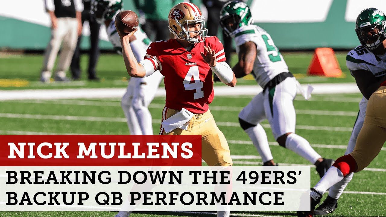 Jimmy Garoppolo was in top form before injury in 49ers' win vs. Jets