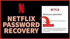 Netflix.com Login: Recover or Reset Netflix Account Password 2019 | Netflix Login Problem